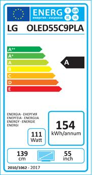 POWERCITY - OLED55C9PLA LG 55