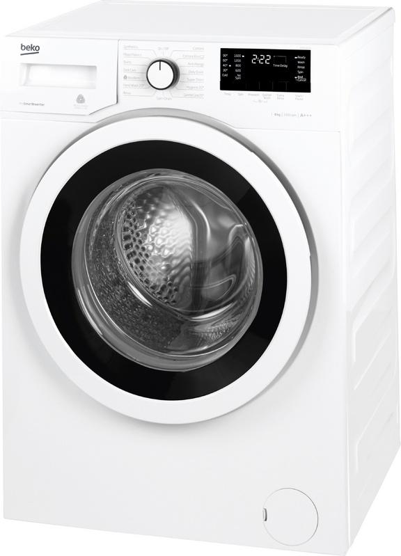 powercity wy85242w beko 1500 8kg pro smart inverter motor with 10 year warranty washing machine. Black Bedroom Furniture Sets. Home Design Ideas