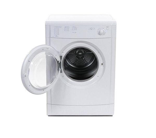 powercity idv75 indesit 7kg b energy vented dryer vented. Black Bedroom Furniture Sets. Home Design Ideas