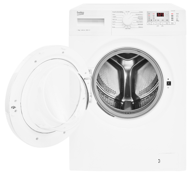 Powercity Wtg941b1w Beko 1400 9kg Fast Wash Drum Clean Options