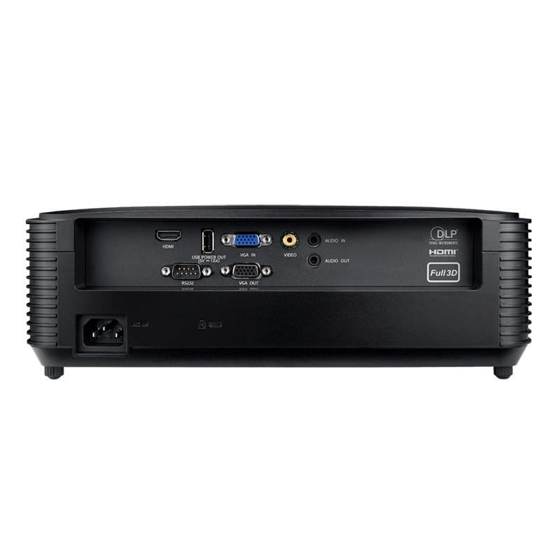 POWERCITY - H116 OPTOMA H116 3800 LUMENS PROJECTOR Monitors